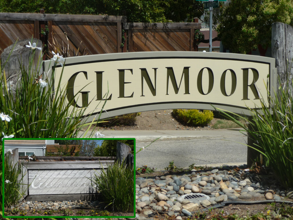 Milpitas custom signs shop glenmoor