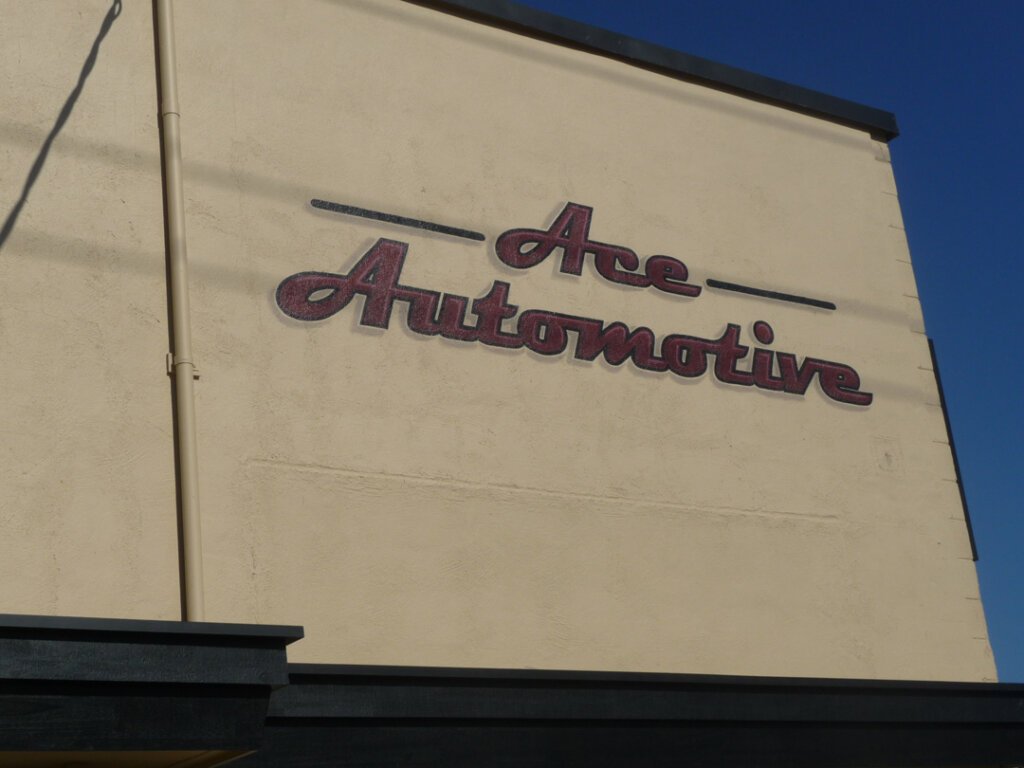 Santa Clara signs ace automotive