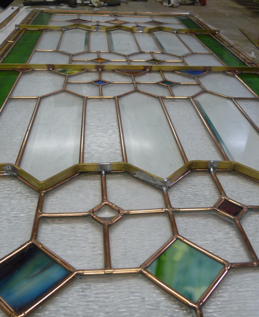 stained glass san jose ca repair company color splash