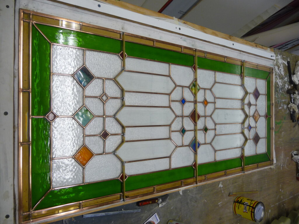 stained glass san jose ca repair company color splash bracing