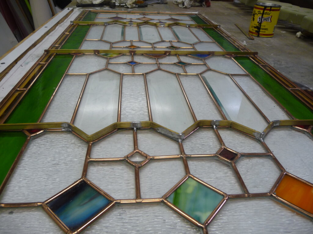 stained glass san jose ca repair company color splash project